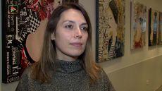 Ana Bacalhau a solo na casa das artes
