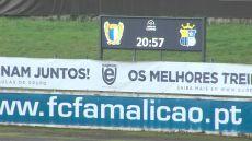 FC Famalicão vence em casa por 2-0 o Real SC e sobe ao 10º lugar da Liga Ledman Pro