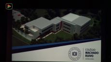 Colégio Machado Ruivo vai construir nova escola perto do parque da cidade
