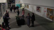 Até 30 de Janeiro está em exposição na Casa das Artes, as obras de dois artista famalicenses, Raquel Fortes e José António Passos
